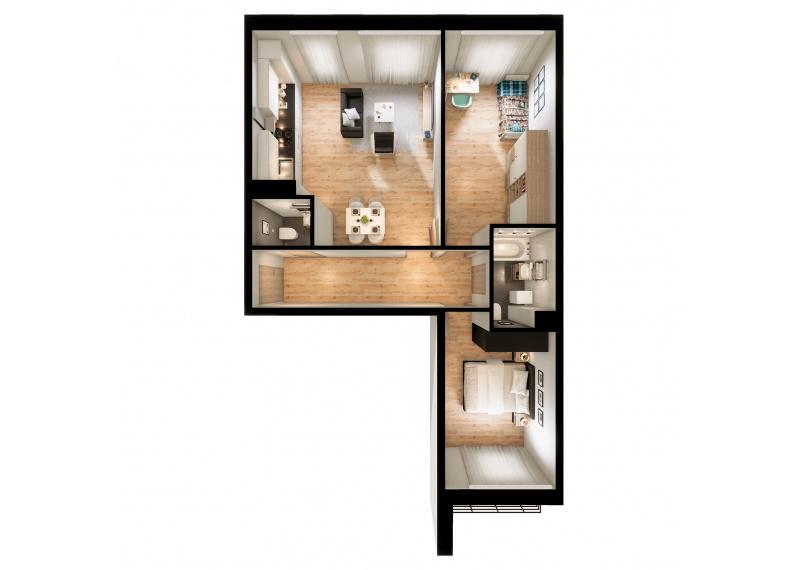 Mieszkanie 56C/27