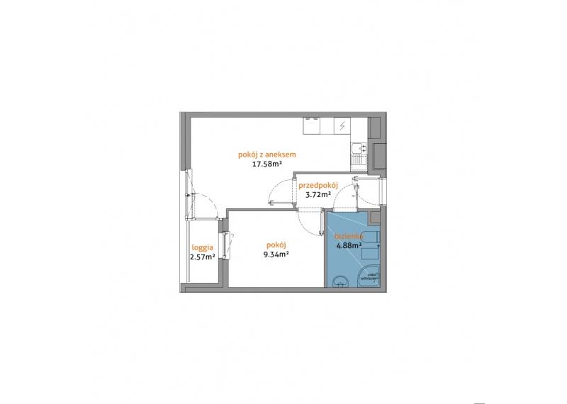 Mieszkanie 56C/51