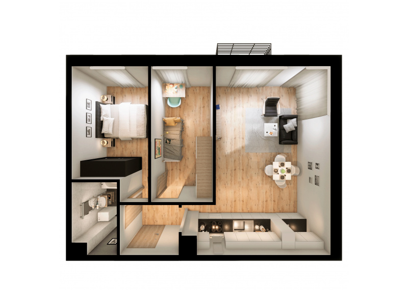 Mieszkanie 56D/37