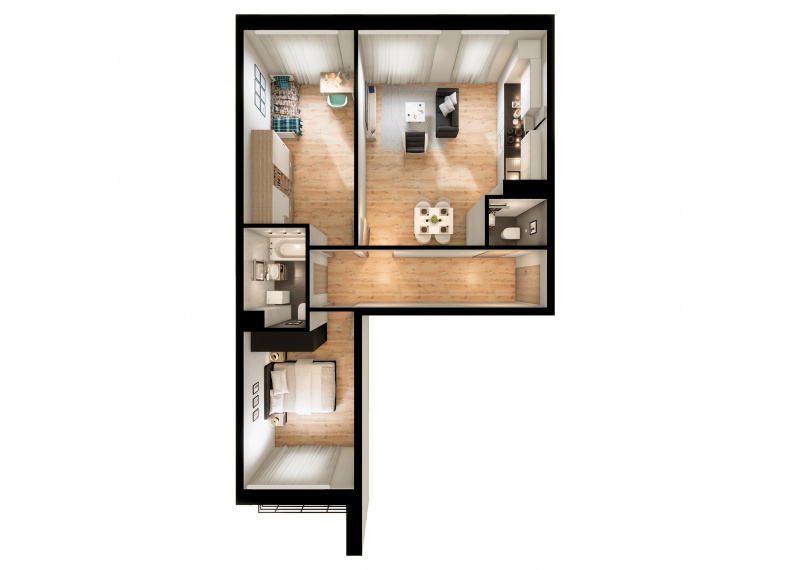 Mieszkanie 56C/195