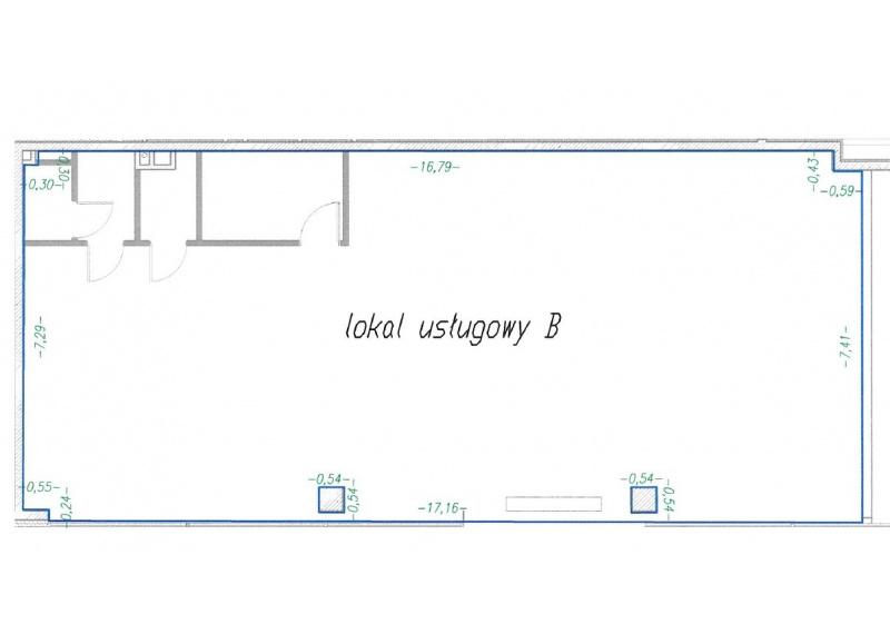 Mieszkanie Budynek B - II Etap/LU 2