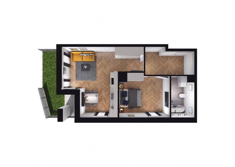 Mieszkanie D3/D3/74