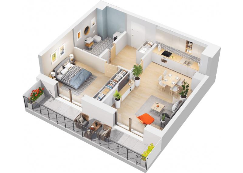 Mieszkanie A/27