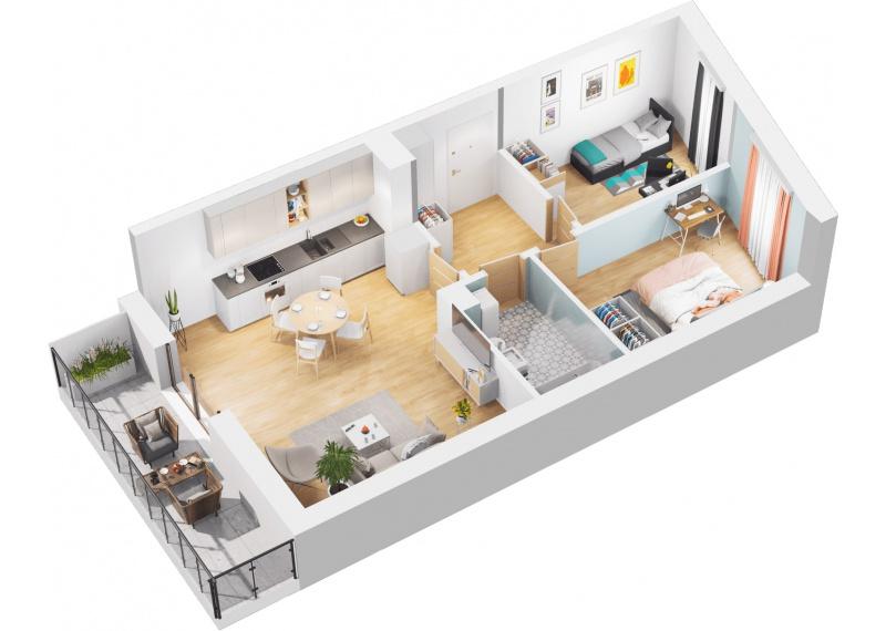 Mieszkanie A/28