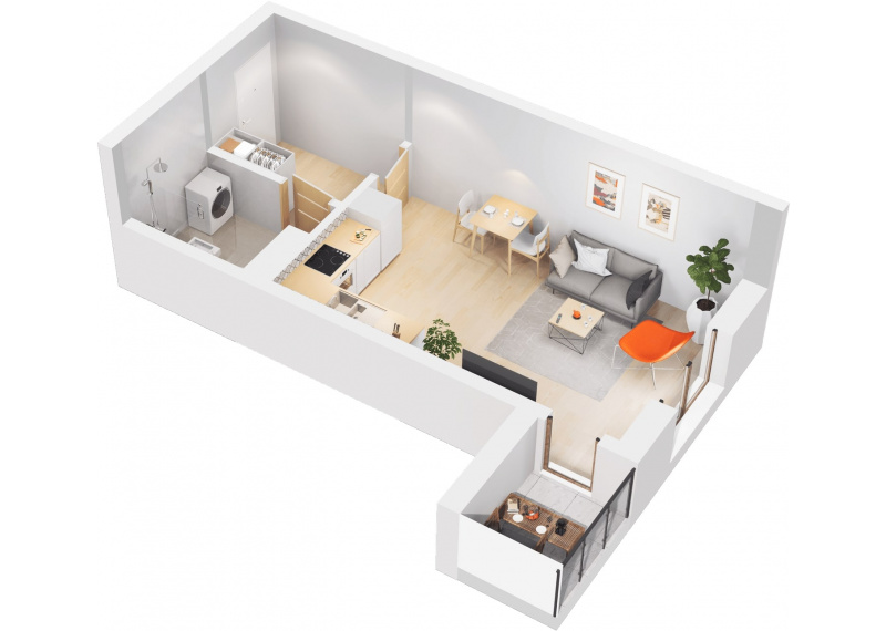 Mieszkanie A/43