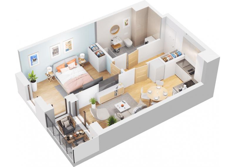Mieszkanie A/44