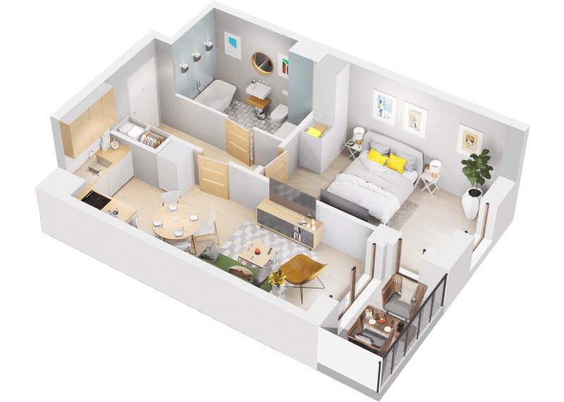 Mieszkanie A/45