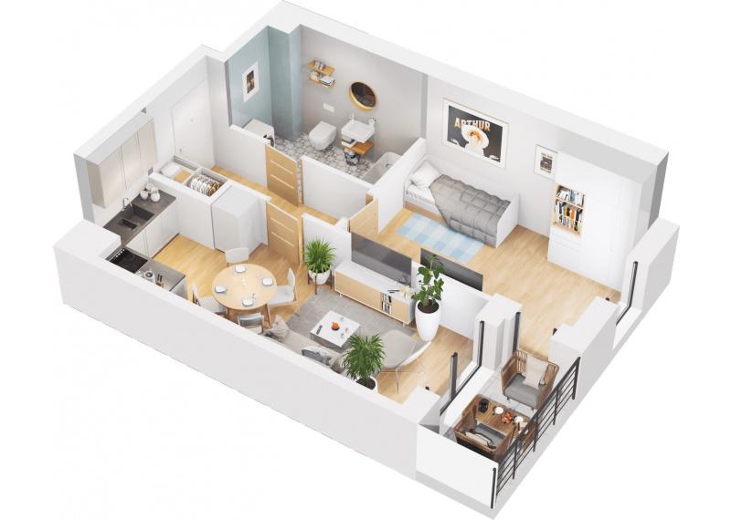 Mieszkanie A/55