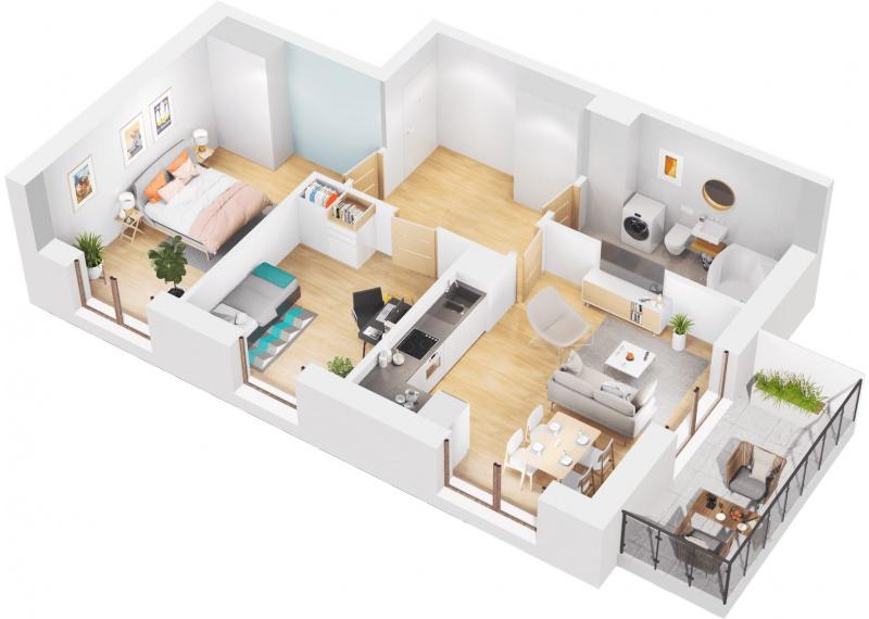 Mieszkanie A/58