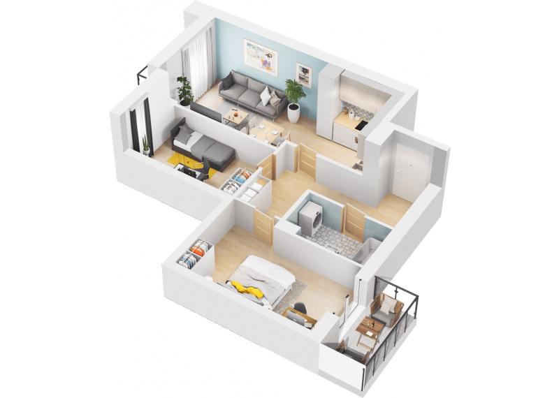 Mieszkanie A/61