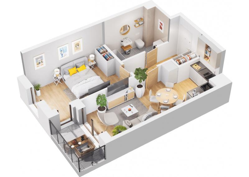 Mieszkanie A/63