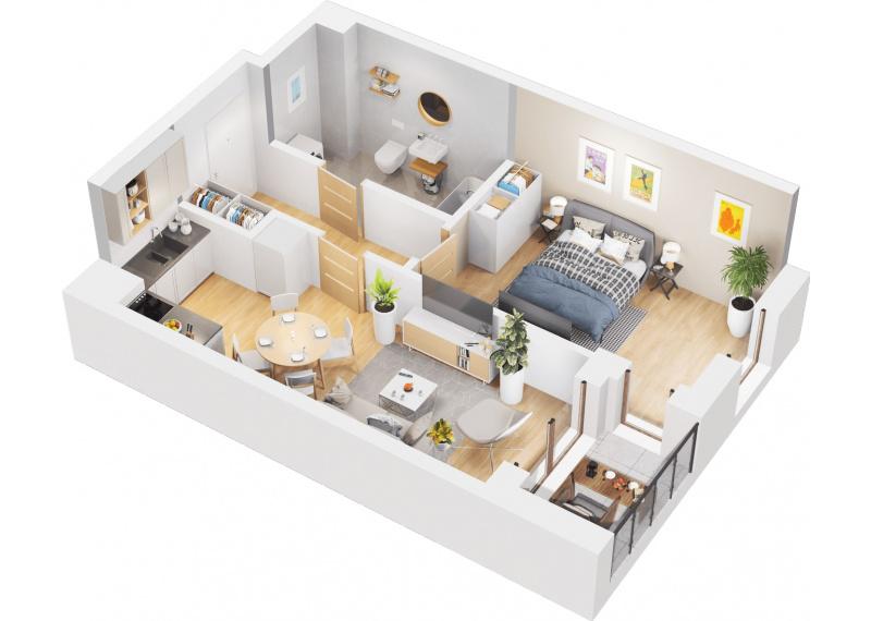 Mieszkanie A/64