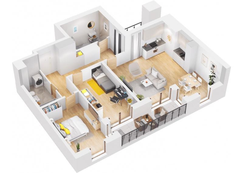 Mieszkanie A/67